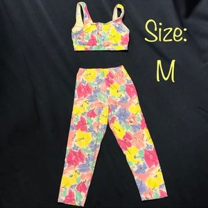 Danskin 2 Piece Fitness • Size M